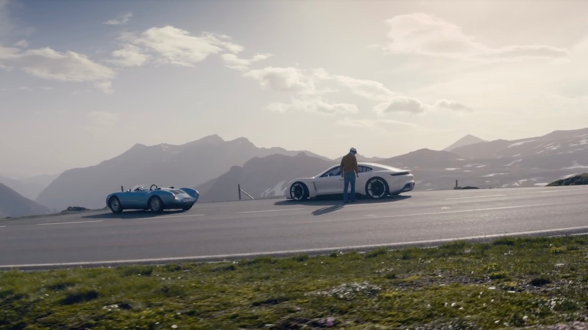 DJI, Porsche, and the Großglockner mountain pass! Does it get much better than this? [video]