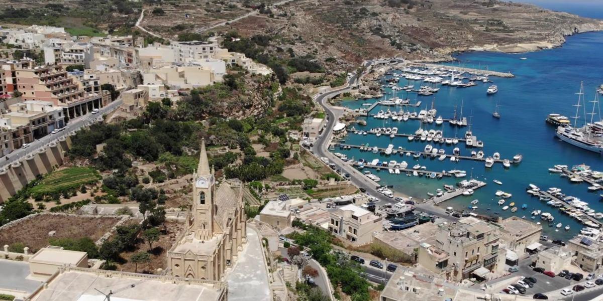 DroneRise - View Malta through the lens of a DJI Mavic Air