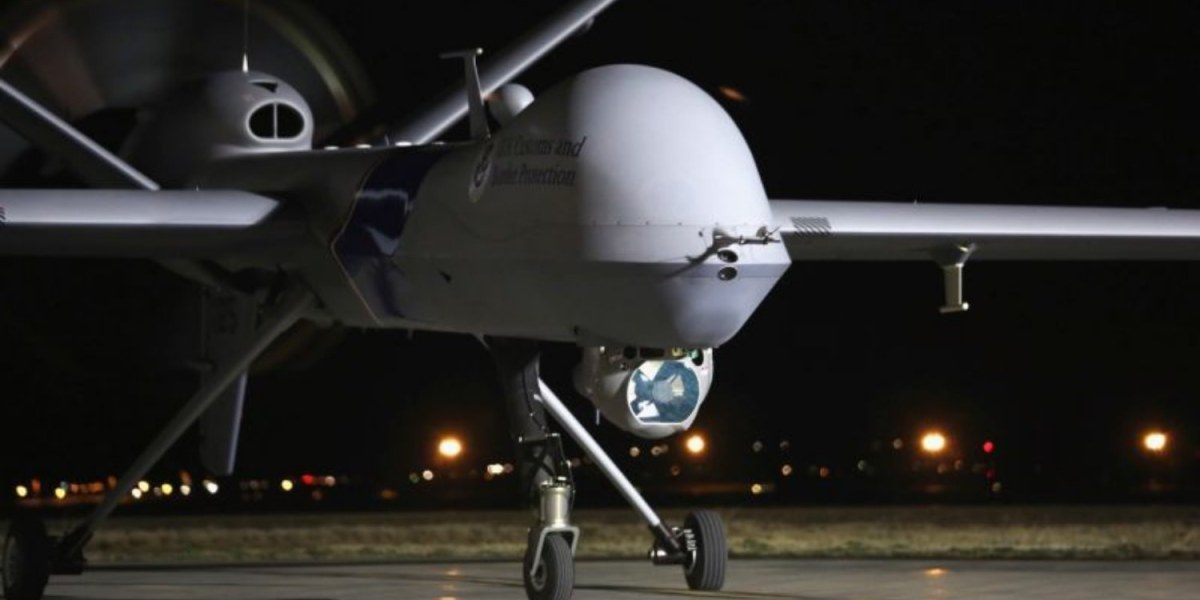 U.S. Border Patrol flew more drone missions along America's borders than ever before