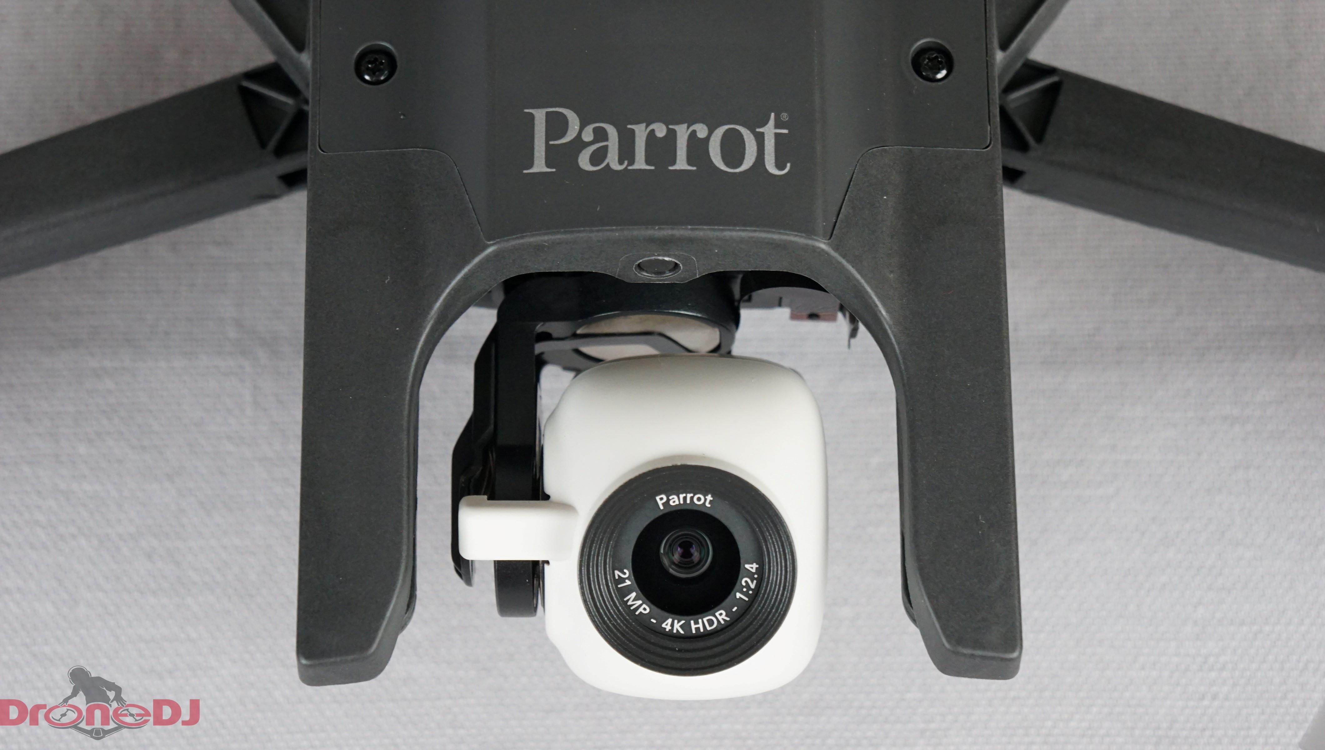 parrot anafi gimbal