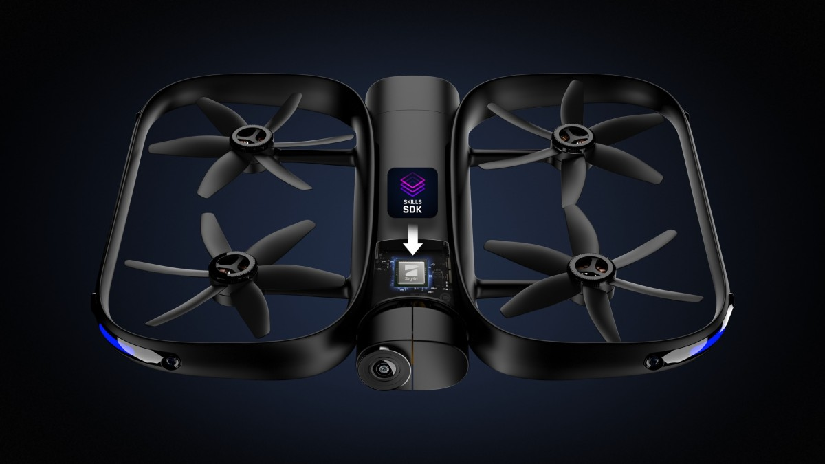 Skydio launches drone developer platform, lowers R1's price and offers new One-Shot Skills, Cable-Cam options