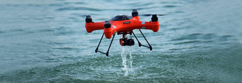 Labour day special: 10% discount on the SwellPro SplashDrone 3 Auto and Fishing Edition