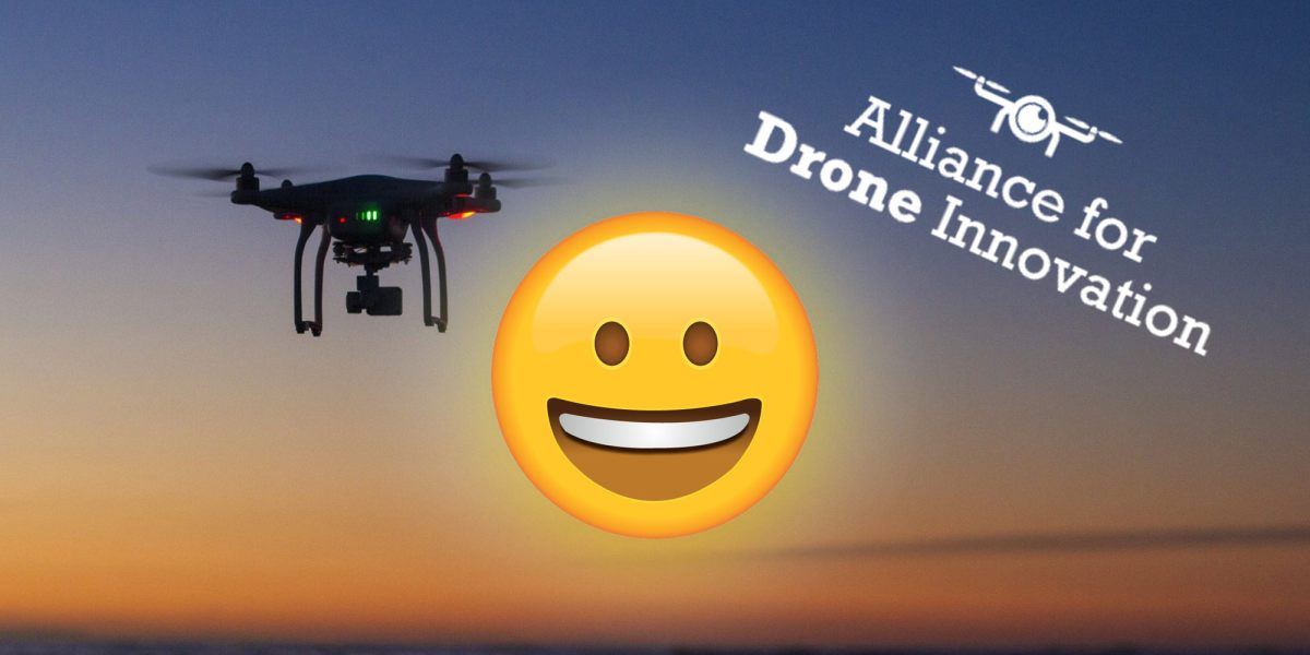 Alliance for Drone Innovation 'thrilled' with passage FAA Reauthorization Act