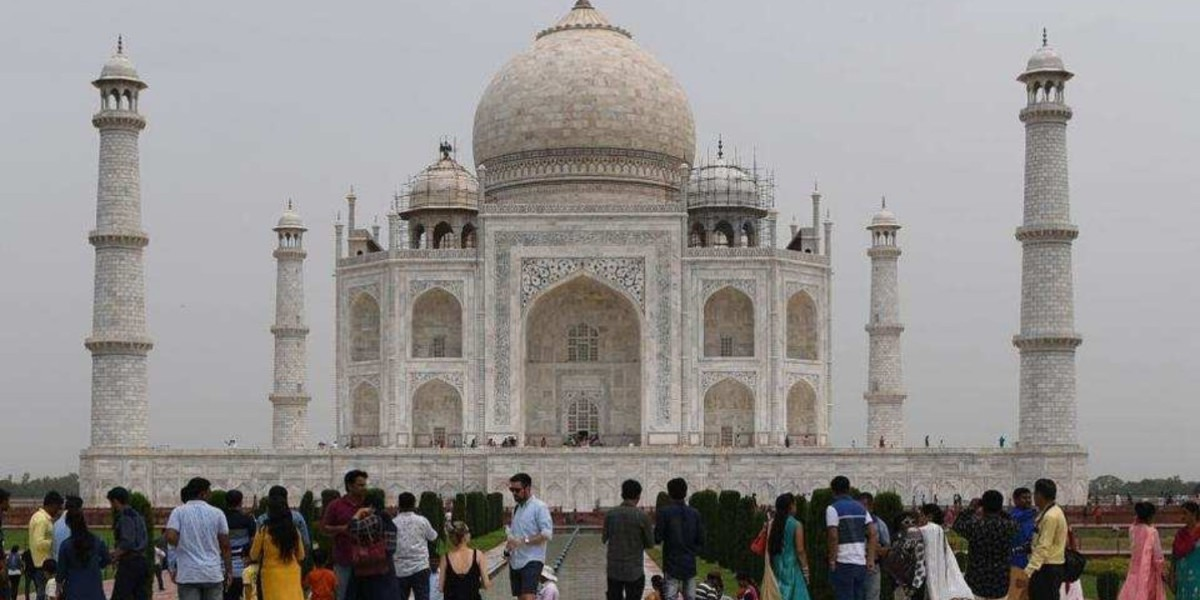 Chinese tourist takes drone into secure area at Taj Mahal