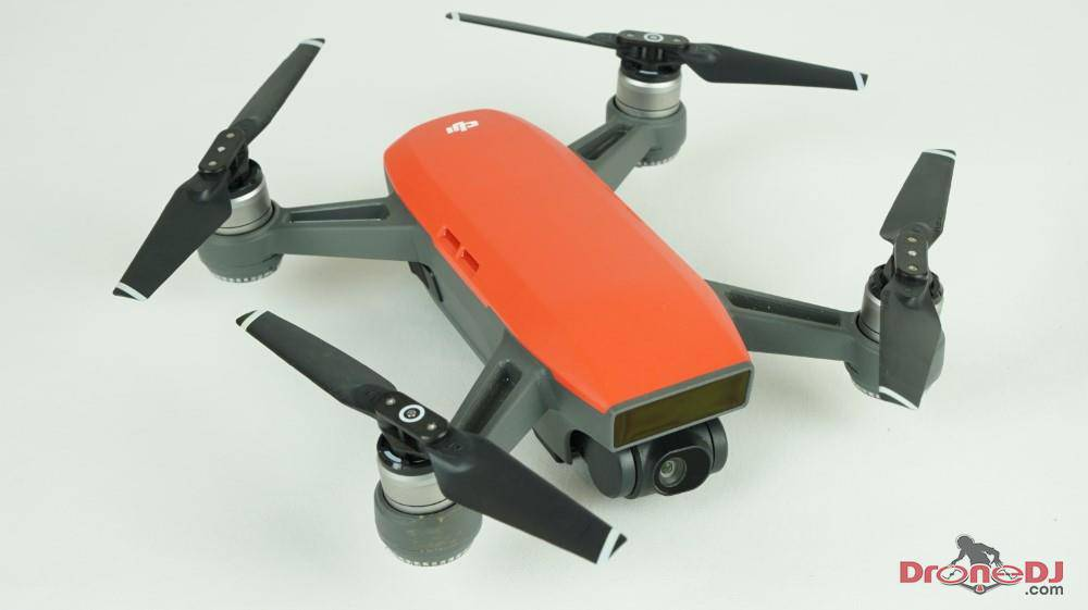 dji spark hd camera drone quadcopter