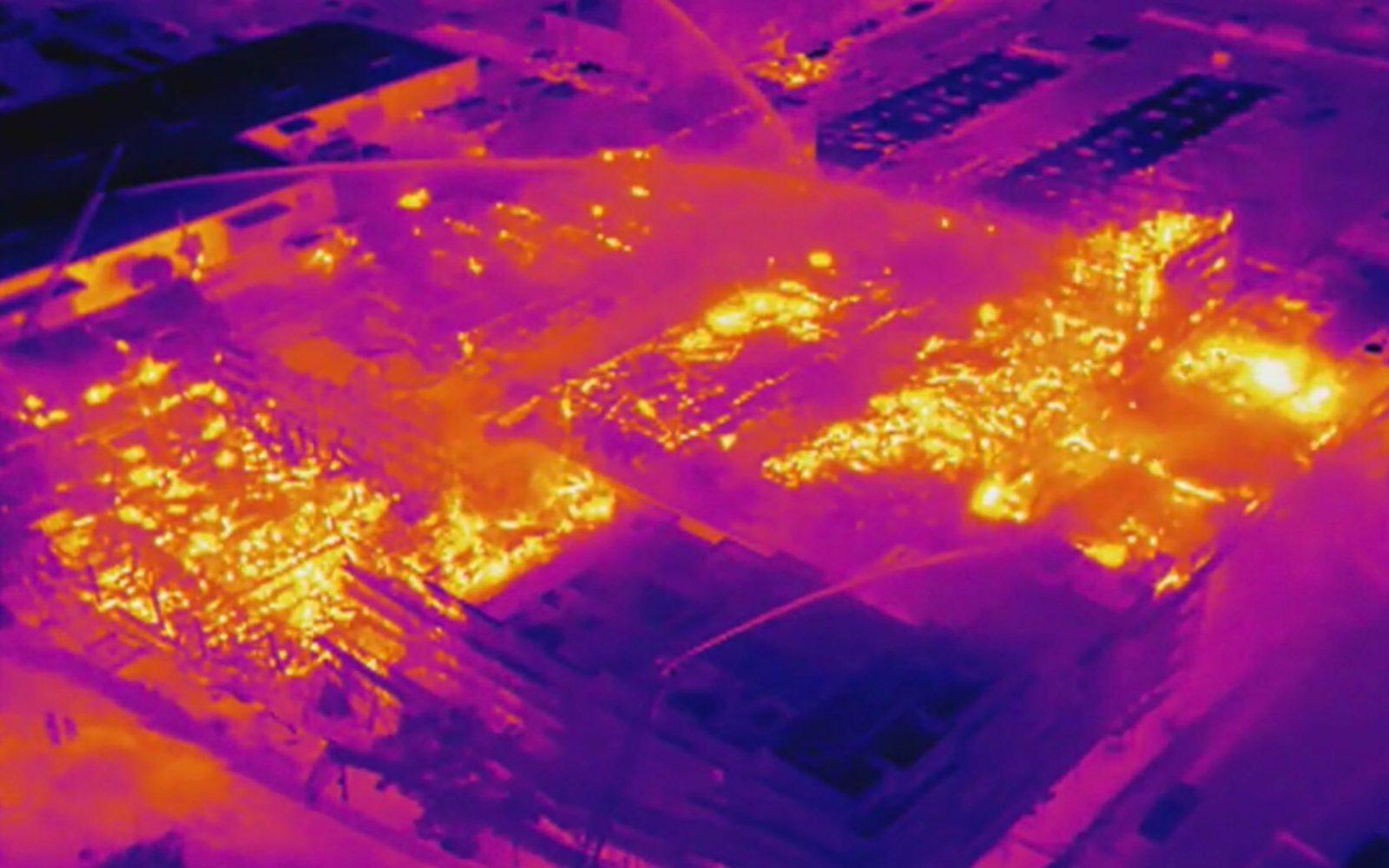25° Thermal Camera Cores for Drones - DIY Drones |Drone Thermal Camera