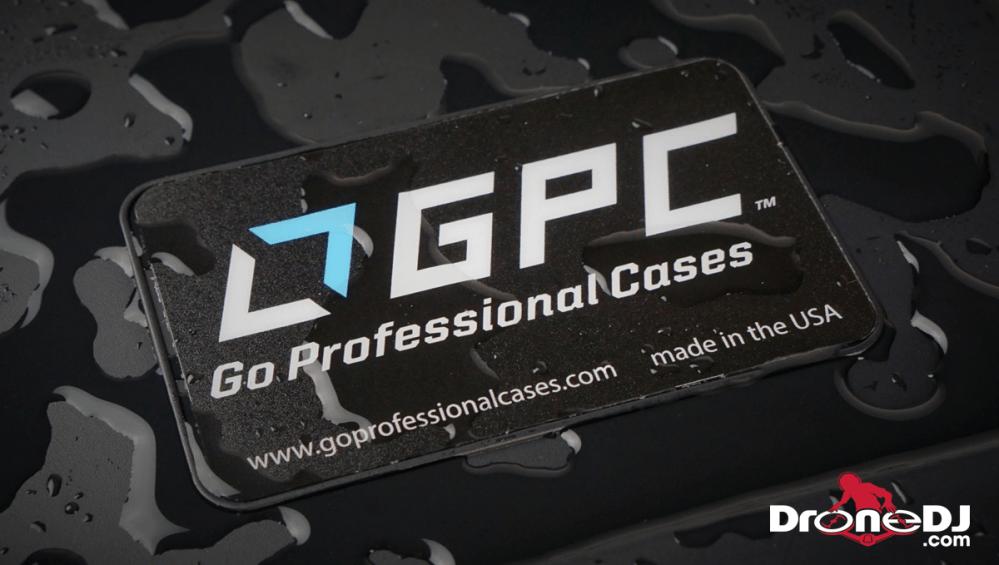 GPC Mavic 2 Case Logo DJ