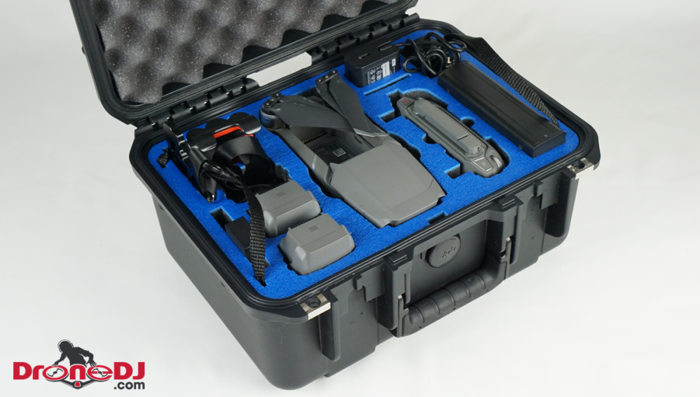 GPC Mavic 2 Case Packing 2 DJ