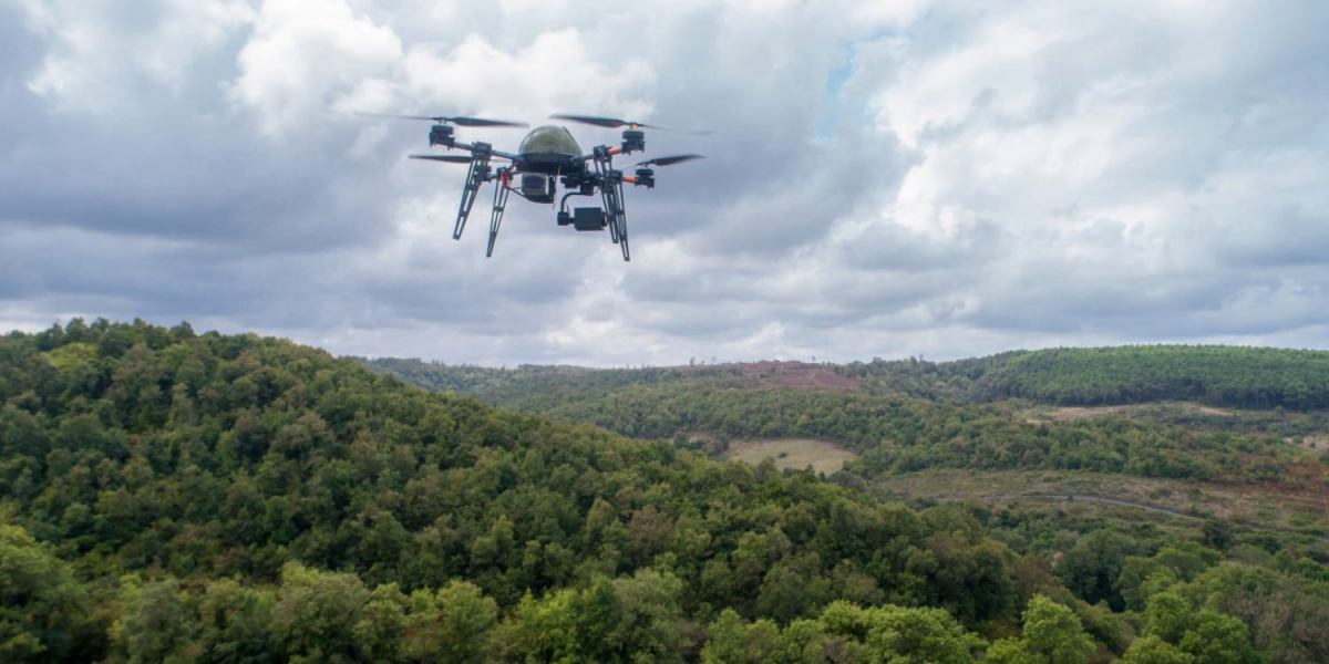 Government has virtual Carte blanche to shoot a drone out of the sky