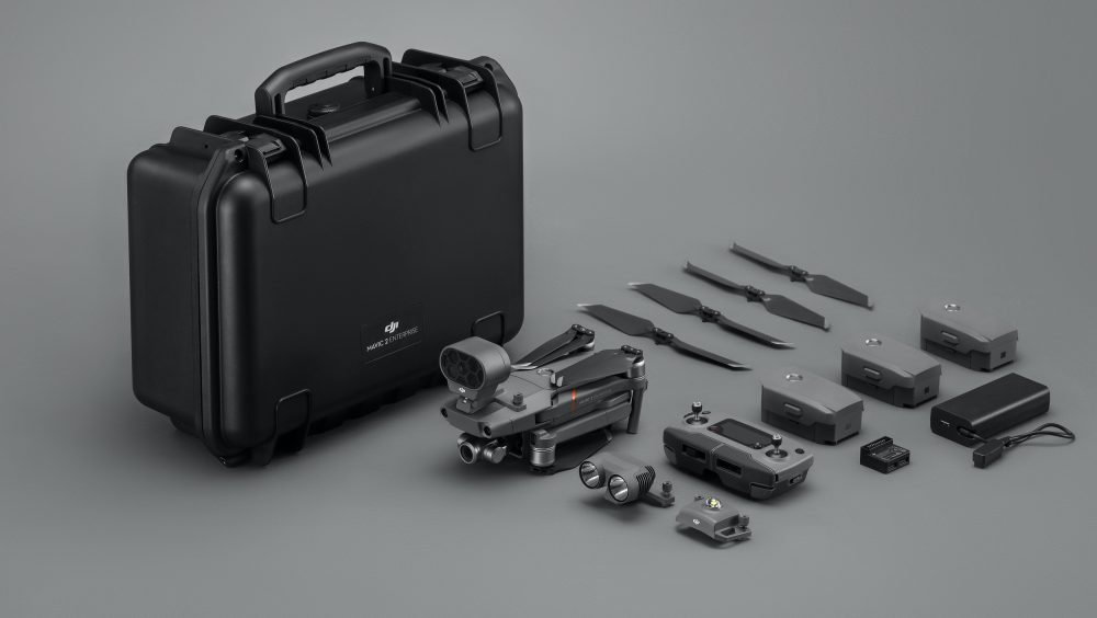 DJI Mavic 2 Enterprise announced by DJI to kick off AirWorks