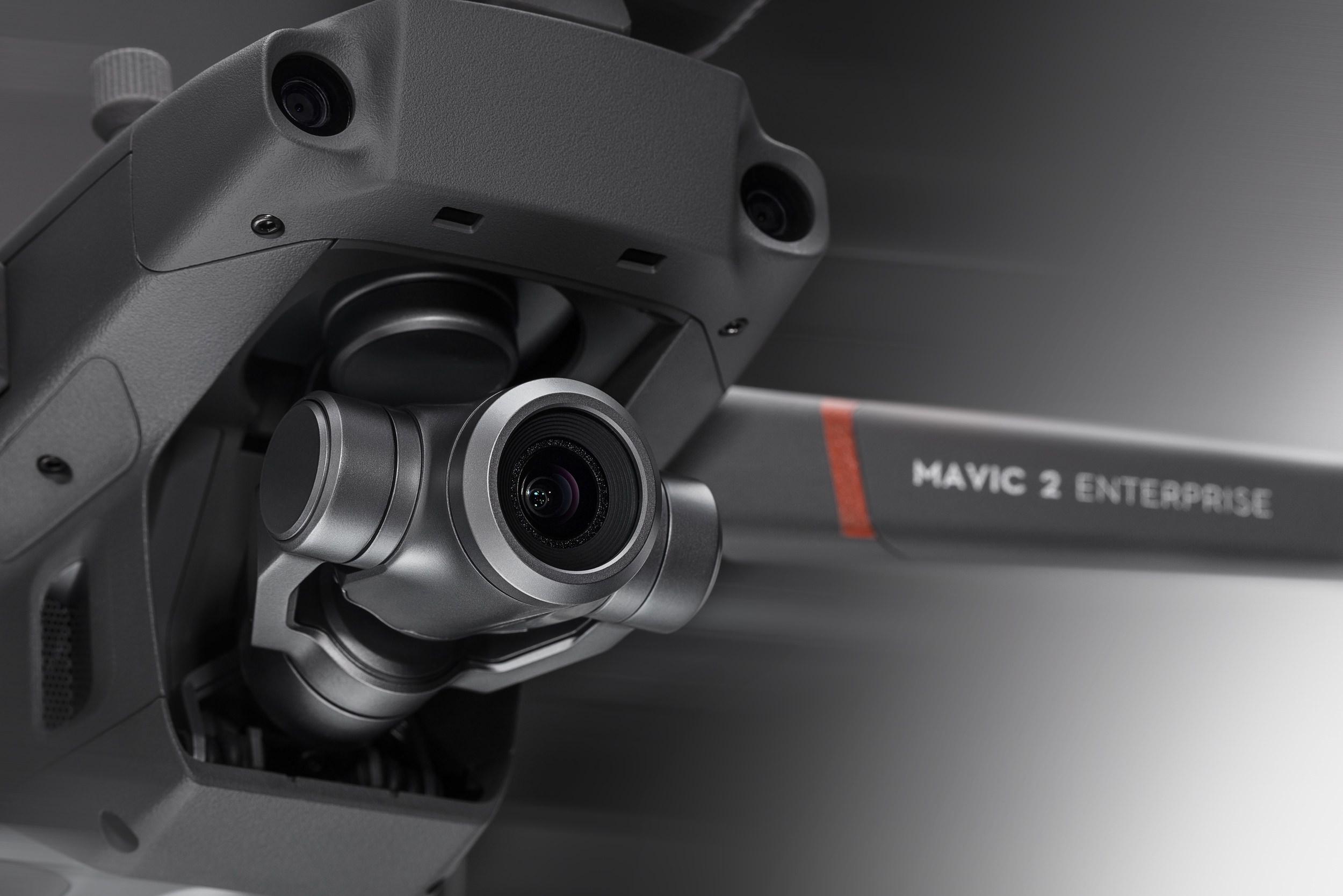 DJI Mavic 2 Enterprise announced by DJI to kick off AirWorks