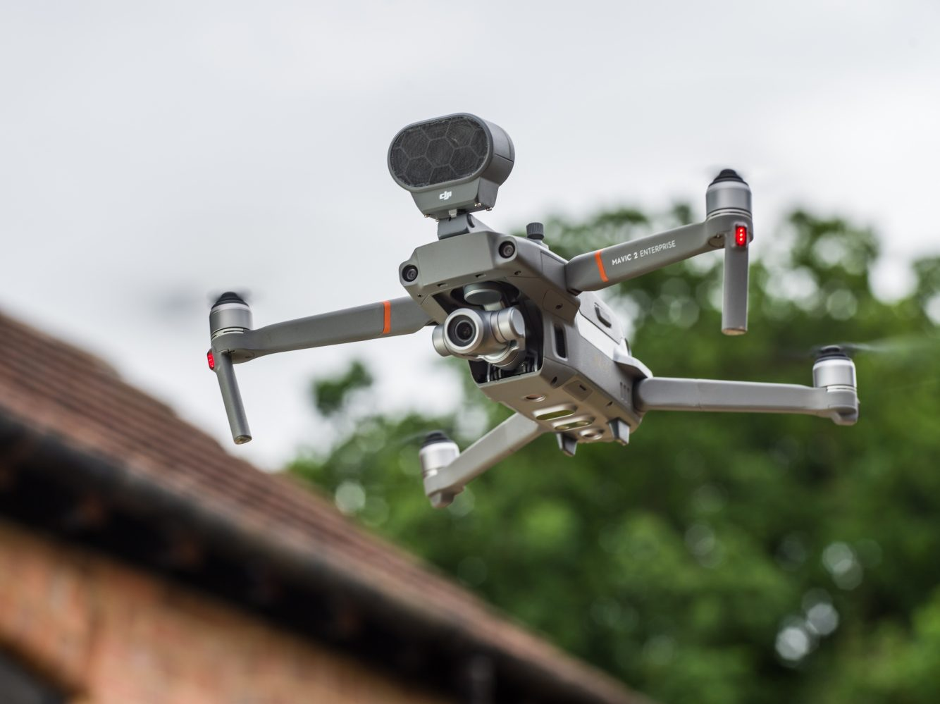 DJI Mavic 2 Enterprise specifications compared to other ...