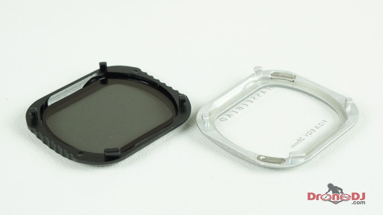 Mavic 2 Pro Filter from freewell build quality