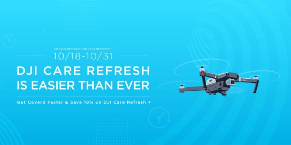 Now DJI Care Refresh is Easier than Ever