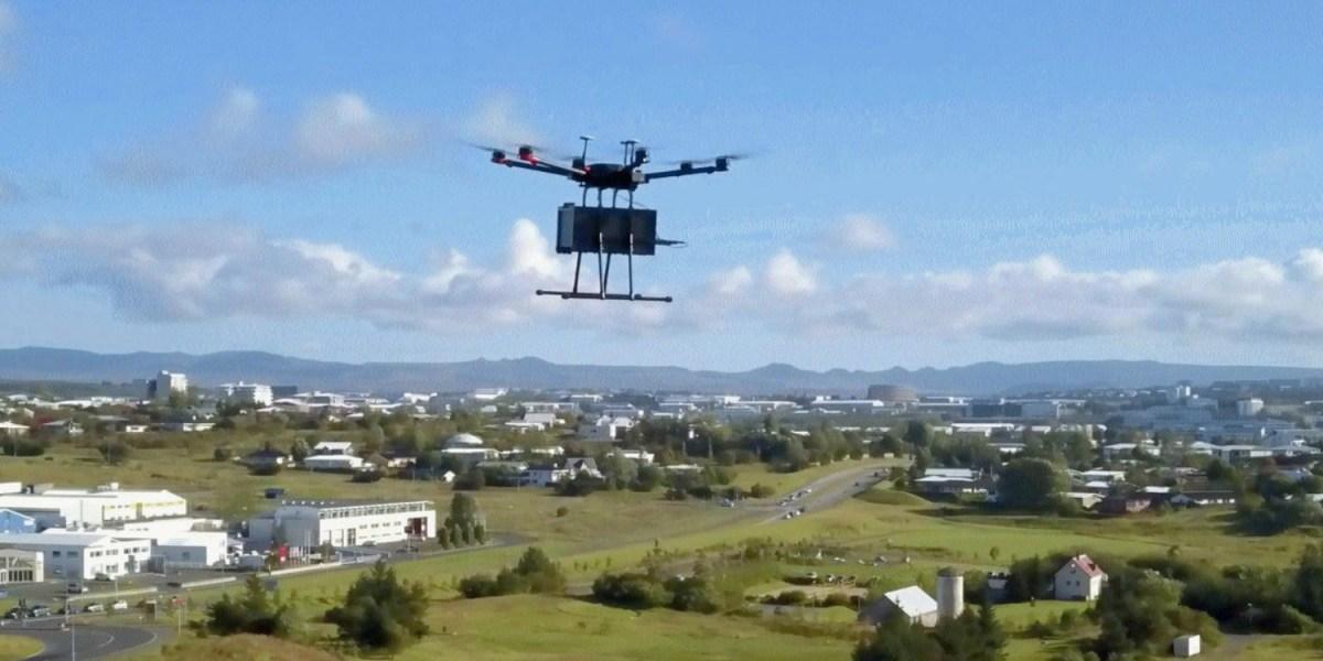 The Economist: Fast food via drone takes flight
