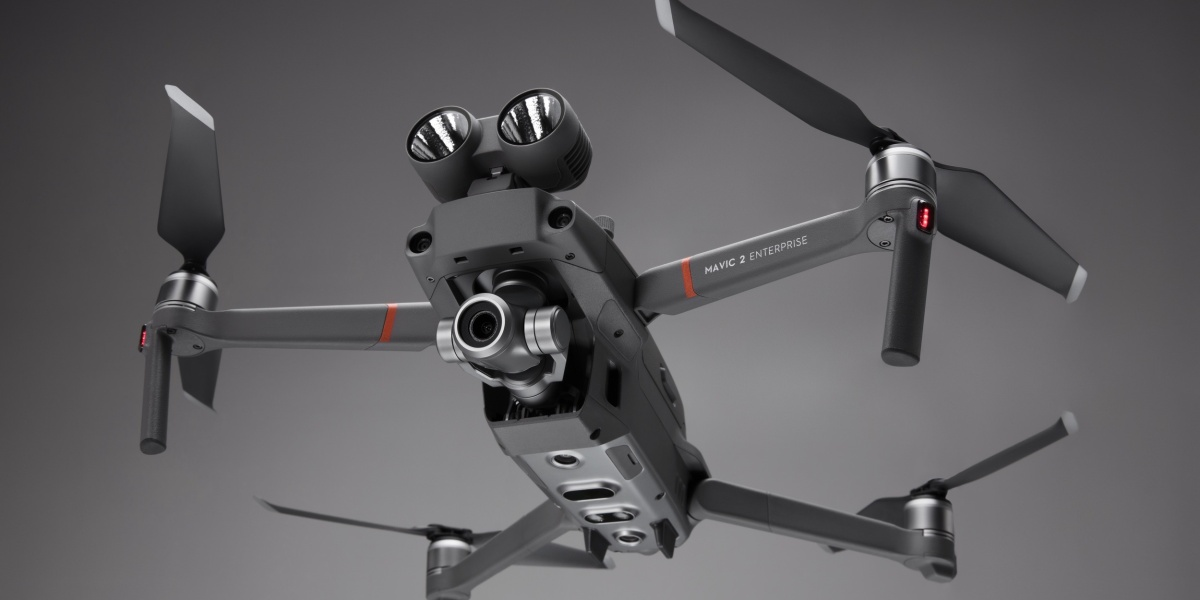 Thermal camera - Will the DJI Mavic 2 Enterprise accept third party accessories