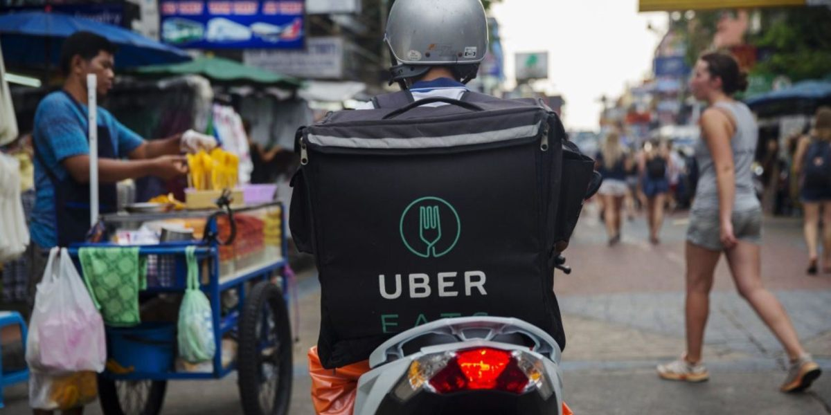 Uber wants to deliver your food by drone in 2021