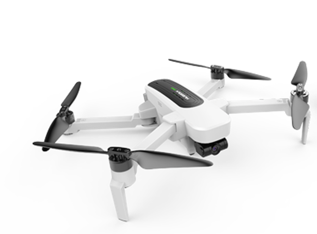 Can this Hubsan Zino (Kickstarter) compete with the Spark