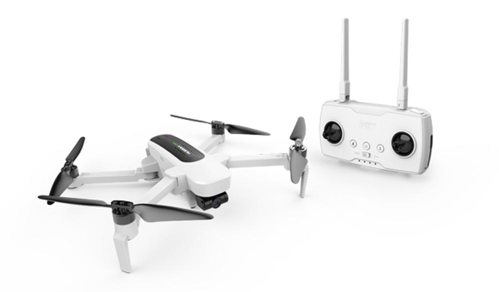 hubsan zino kickstarter drone under 500