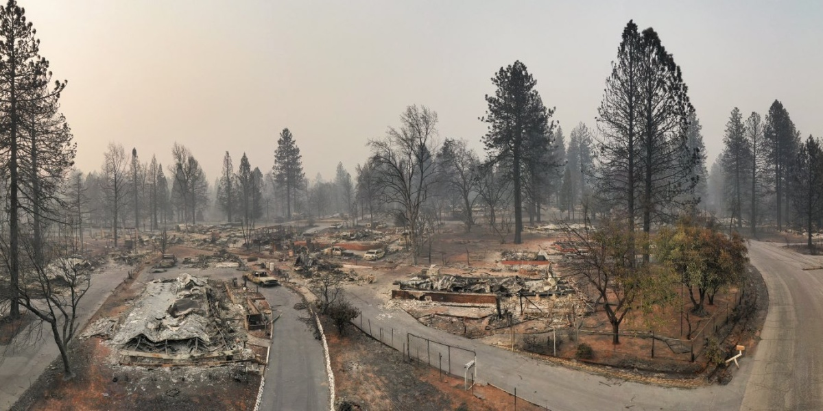16 drone teams deployed after Camp Fire in Paradise CA.jpg