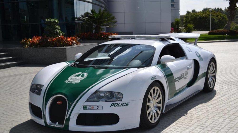 Dubai's Bugatti Veyron