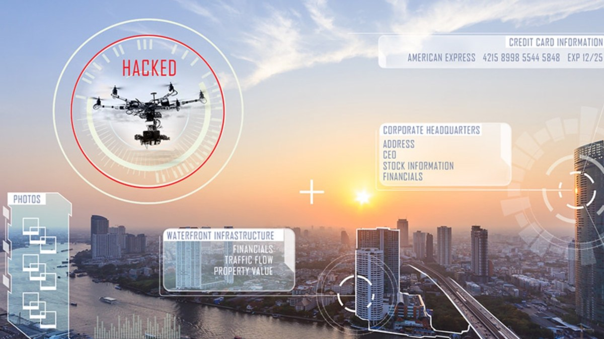 Check Point Researchers find major DJI security vulnerability