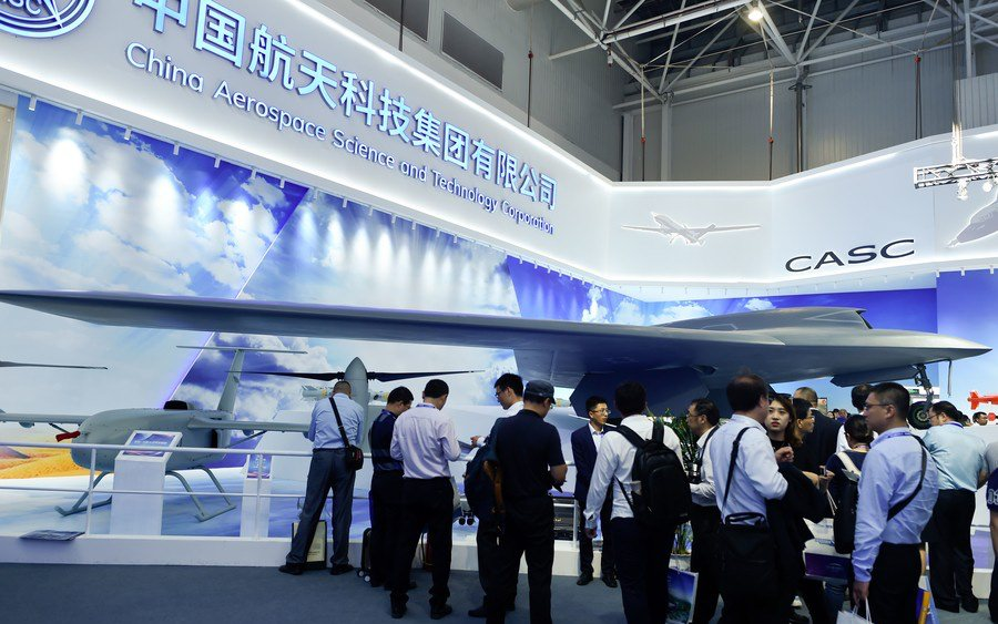 China weaponizes drones to challenge American dominance in UAV market