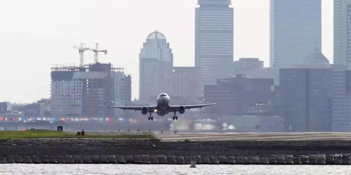 Crew from Delta flight spots drone at 2,700 feet near Boston Logan International Airport