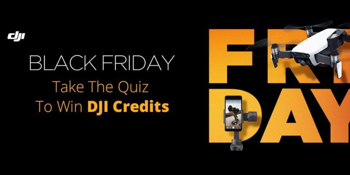 DJI Black Friday Quiz