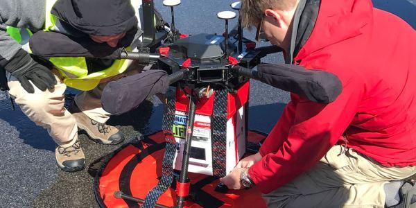 drone kidney transplant