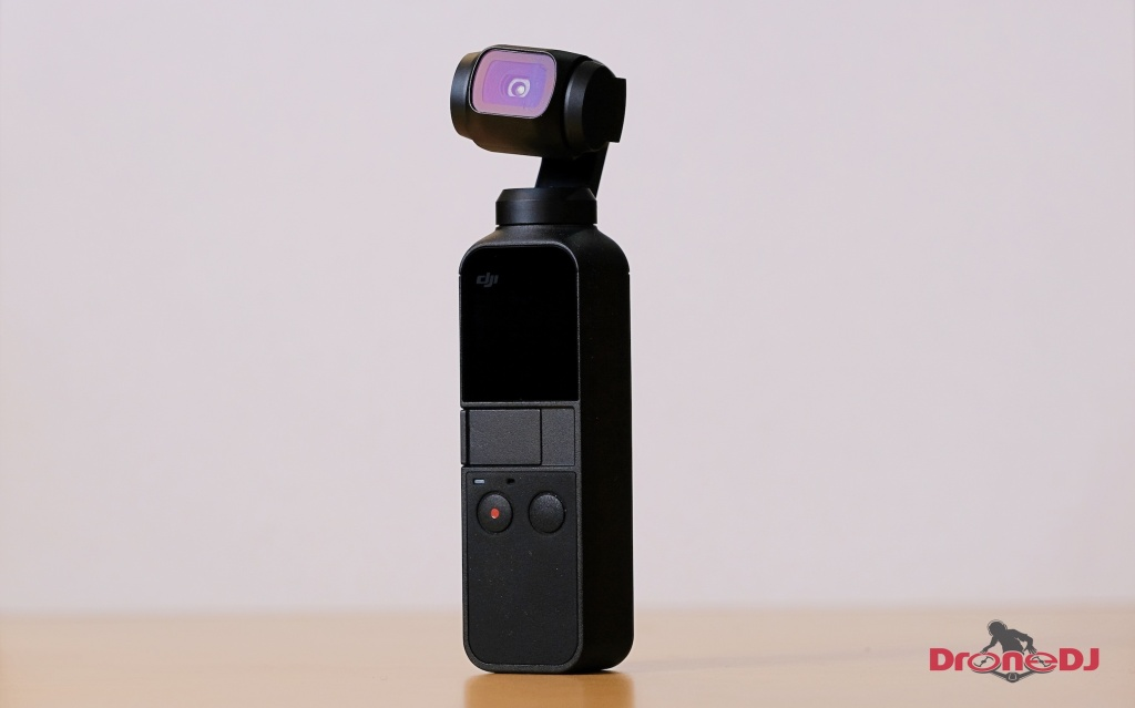 DJI Osmo Pocket revealed exclusively on DroneDJ