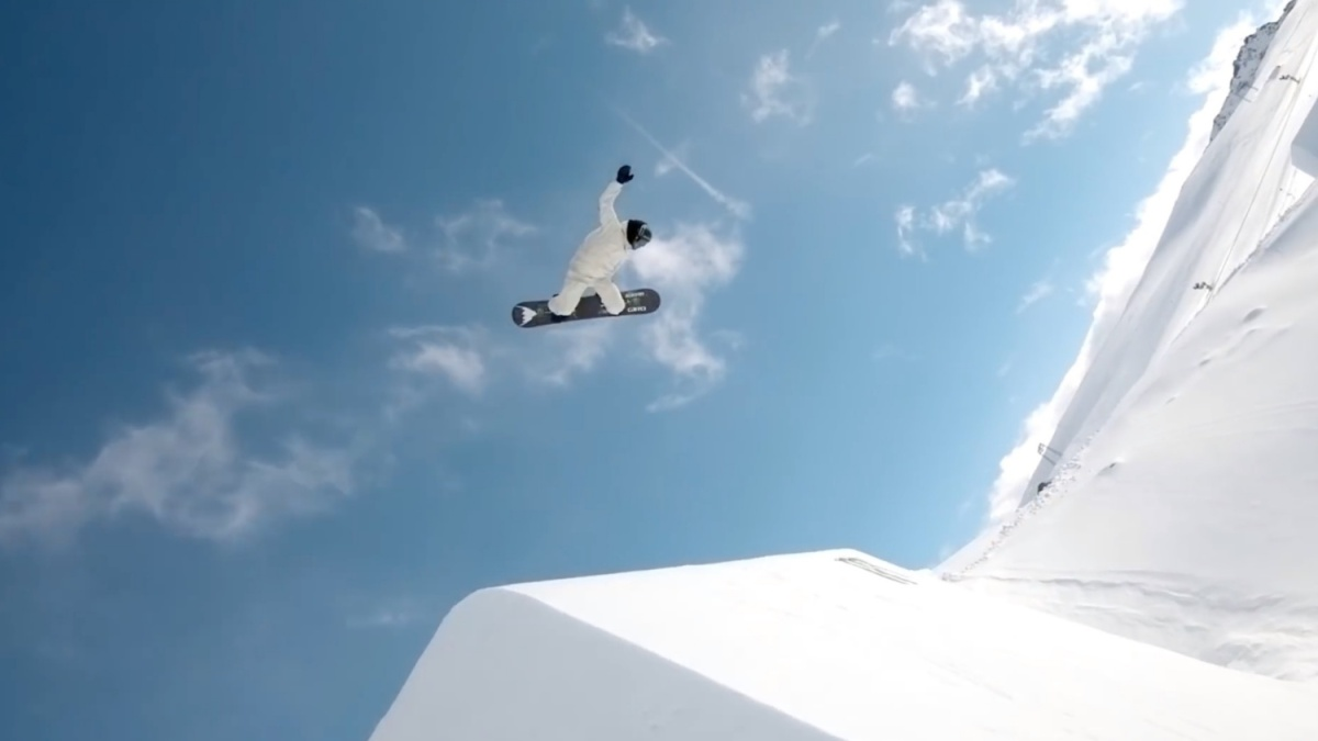 Drone and GoPro are the Best way to capture action sports - DroneRise