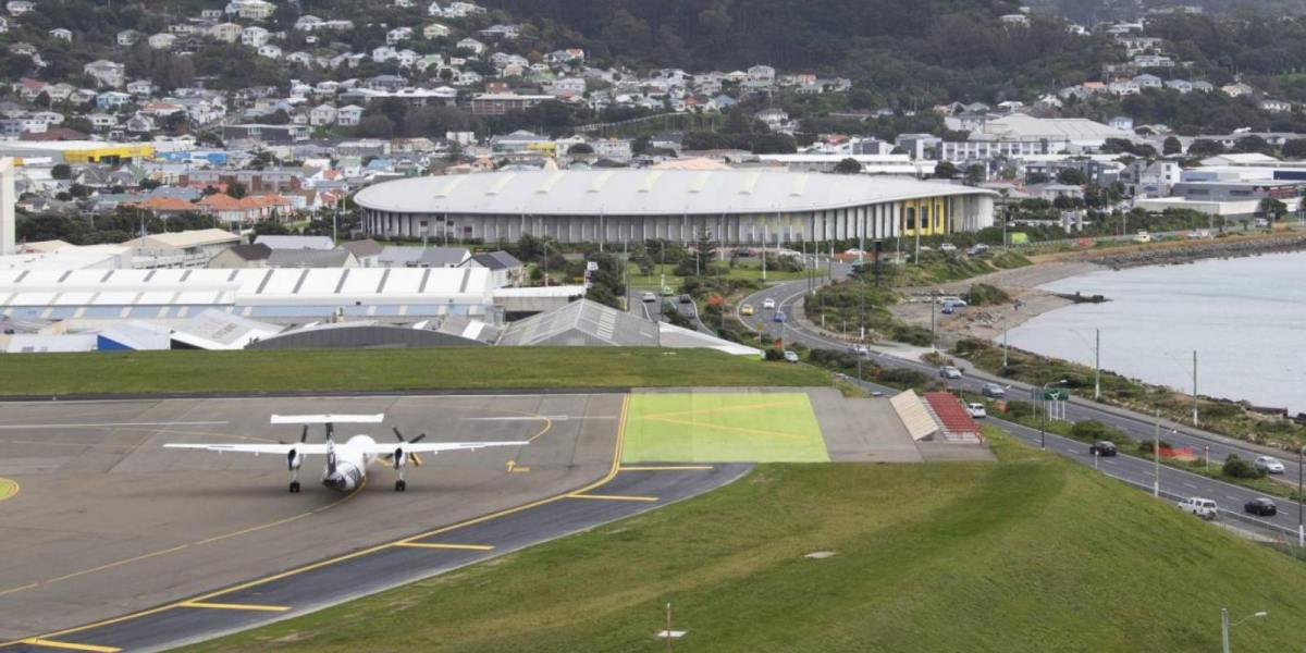 Drone causes Wellington Airport to temporarily shut down