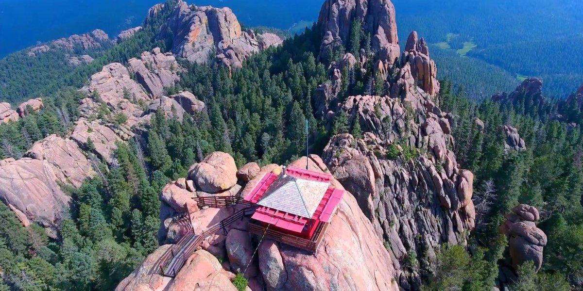 DroneRise - Colorado by drone