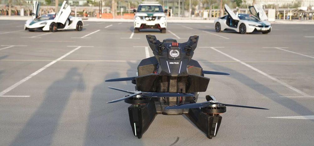 Hoversurf Hoverbike in Dubai