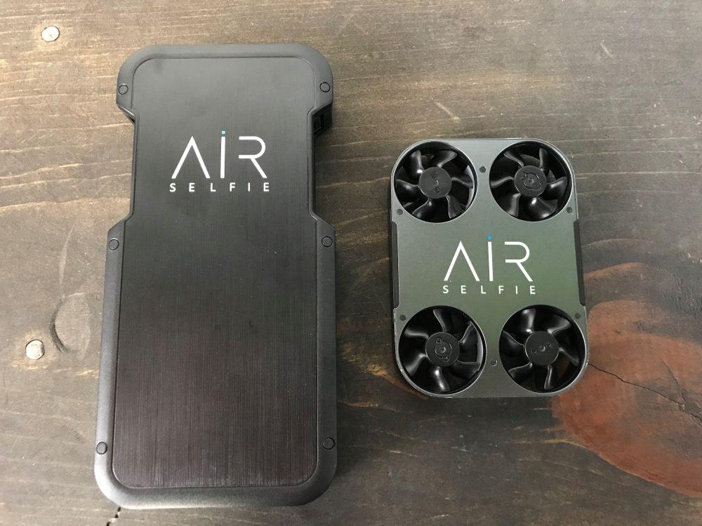 airselfie 2 drone dronie