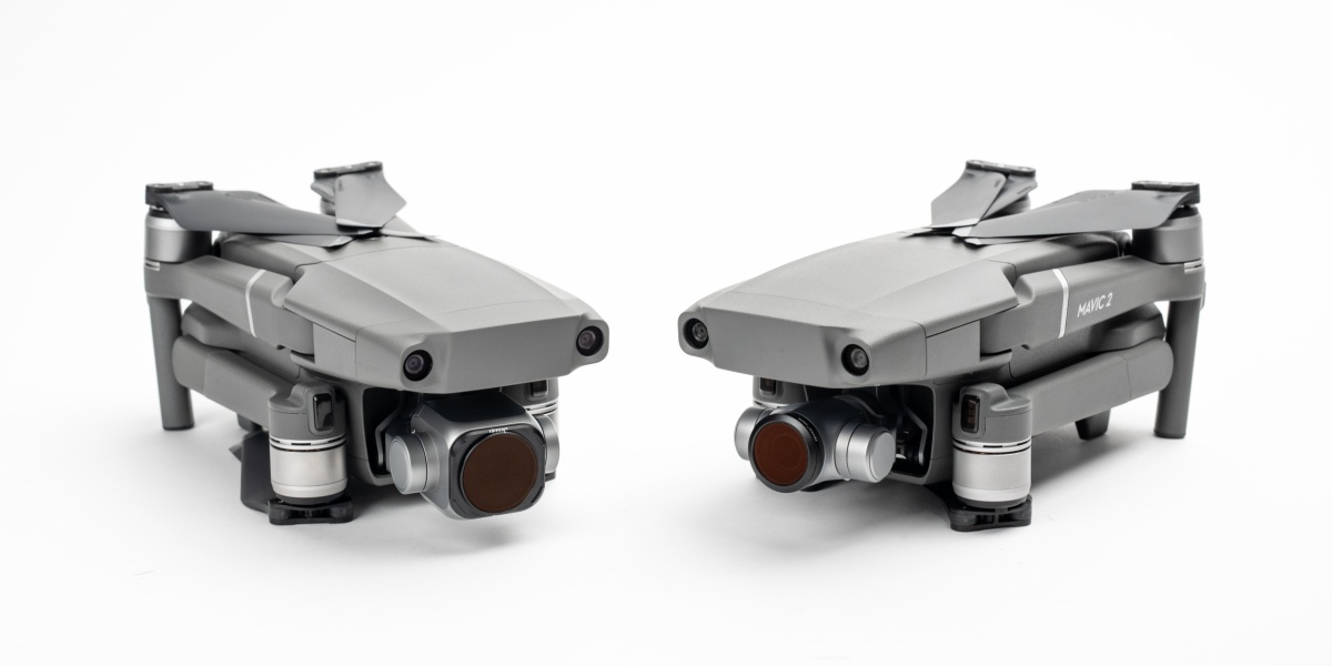 Finally, Tiffen filters for your DJI Mavic 2 Pro, Zoom, Air and Inspire 2