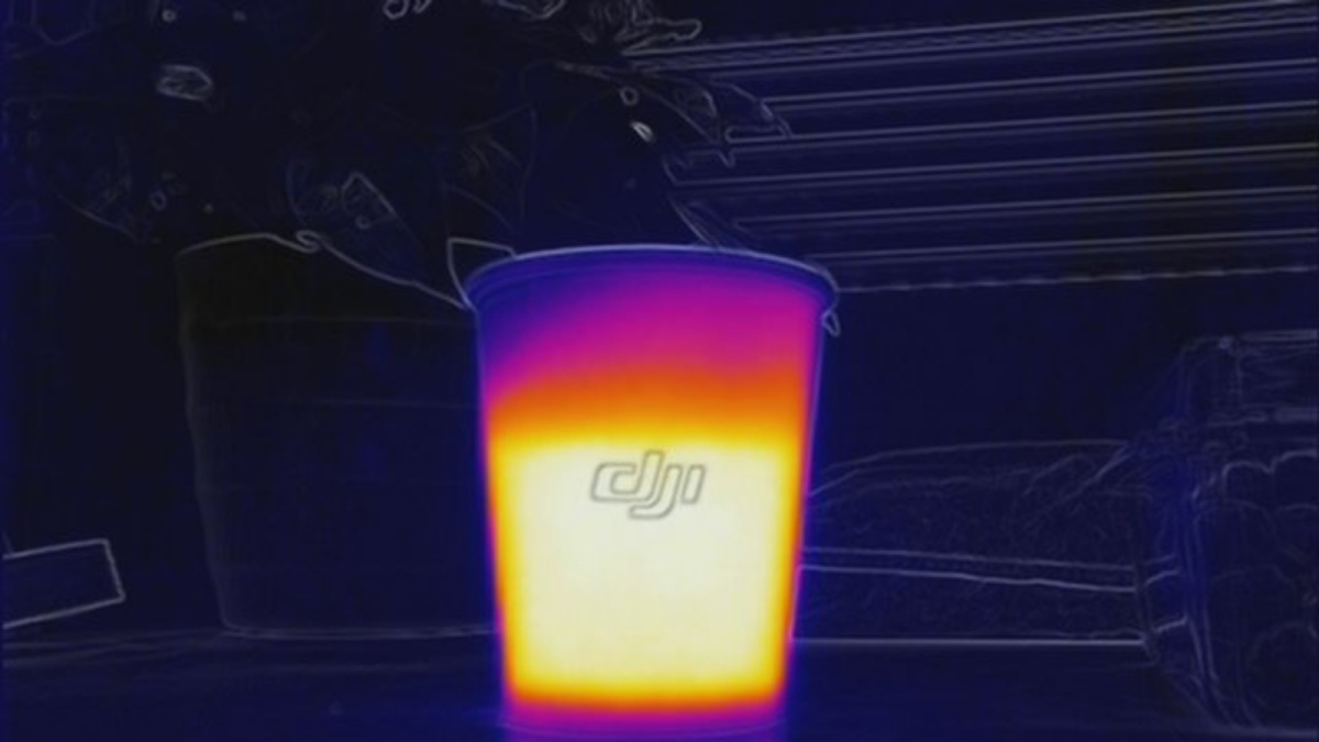 DJI Enterprise announcement - A Thermal camera for the Mavic 2 Enterprise?