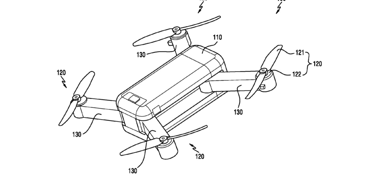 Will Samsung ever actually make a drone or just keep filing patents?