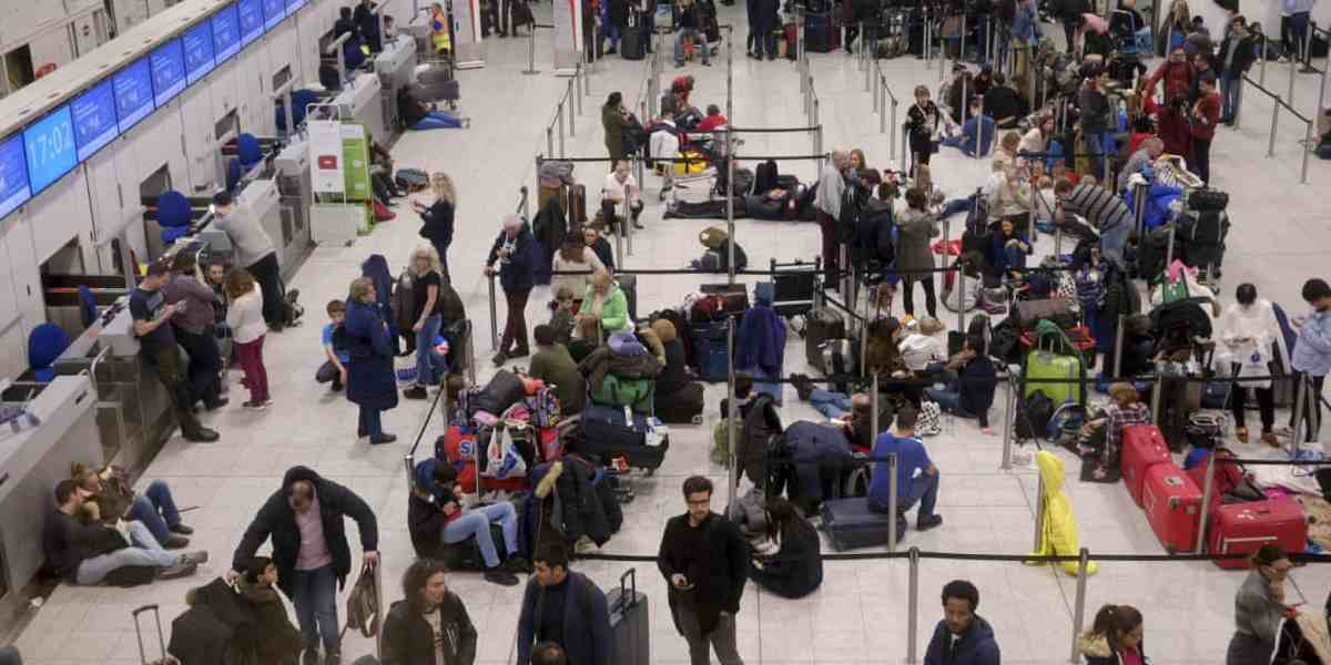 Drone spotted 'within the last hour' - Gatwick remains closed