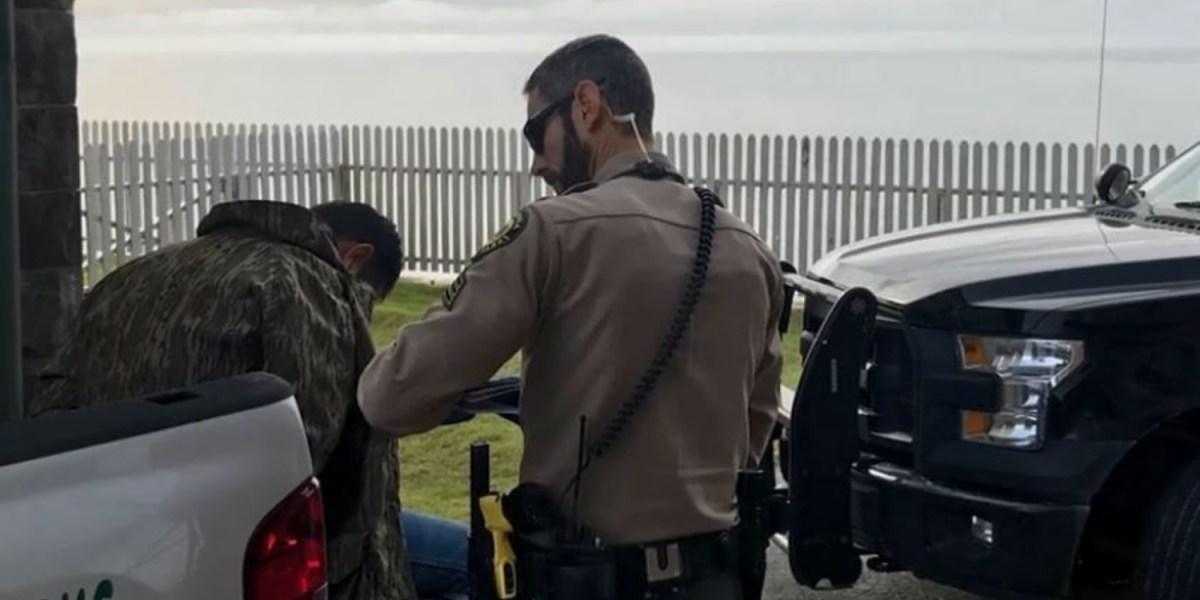 Drone used to catch gun-wielding Point Sur Lighthouse trespasser