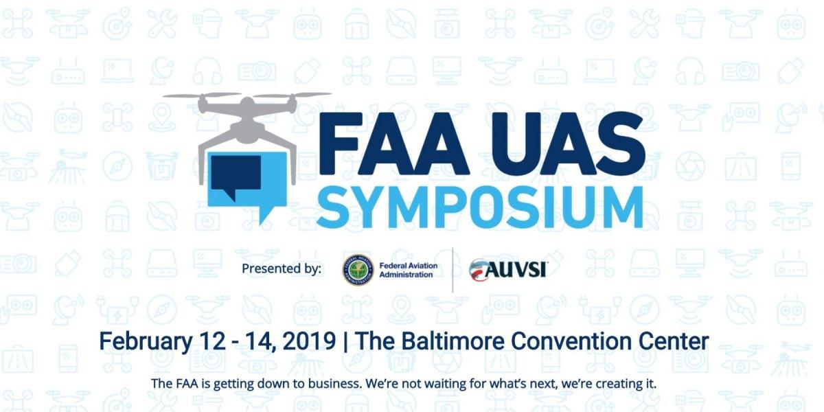 FAA UAS Symposium February 2019