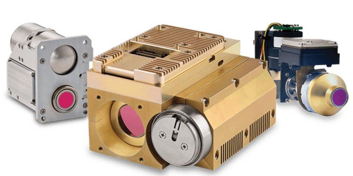 Neutrino family thermal camera cores