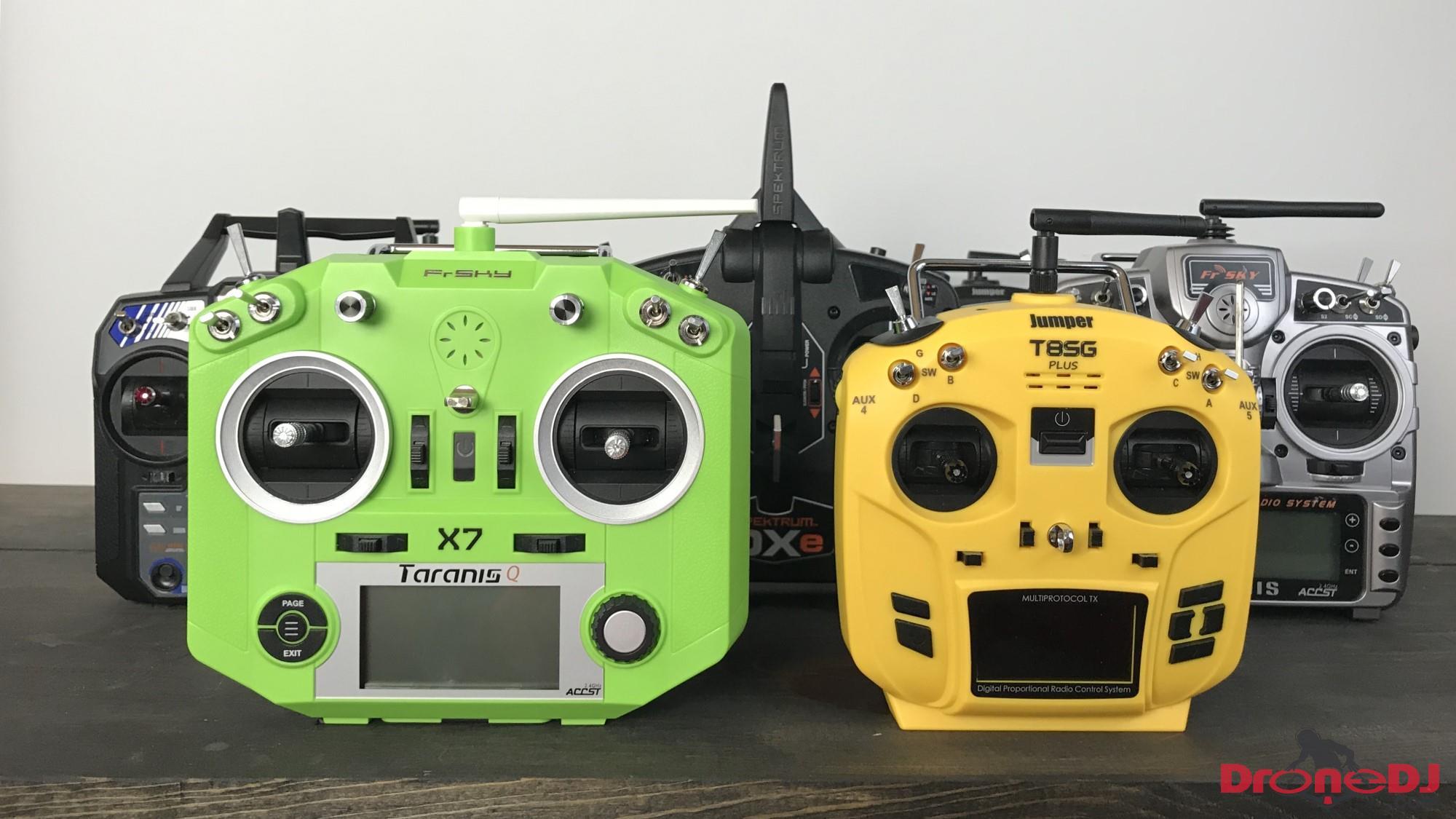 best fpv drone remote