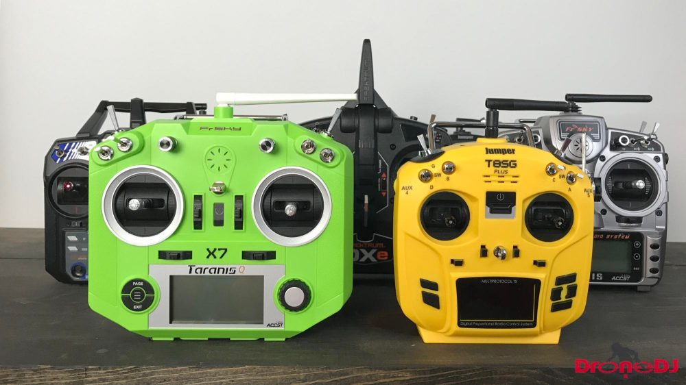 best fpv drone remote