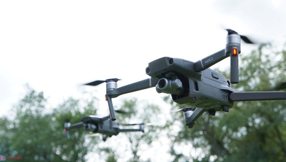 dji mavic 2 zoom is the best real estate drone