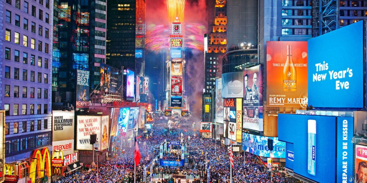 NYPD drones will guard NYE ball drop at Times Square