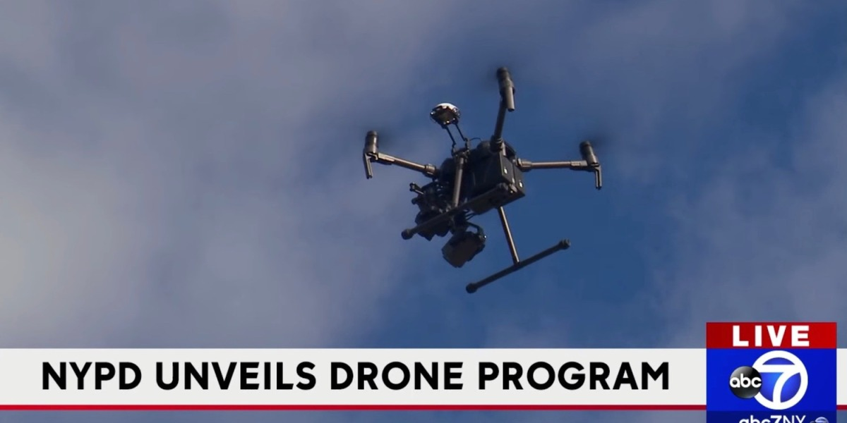 New York Police bought 14 DJI drones and trained 29 officers