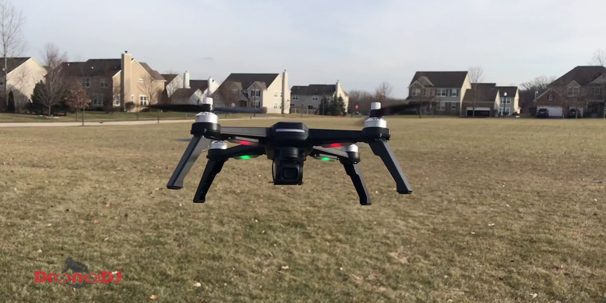 osmo pocket on a drone