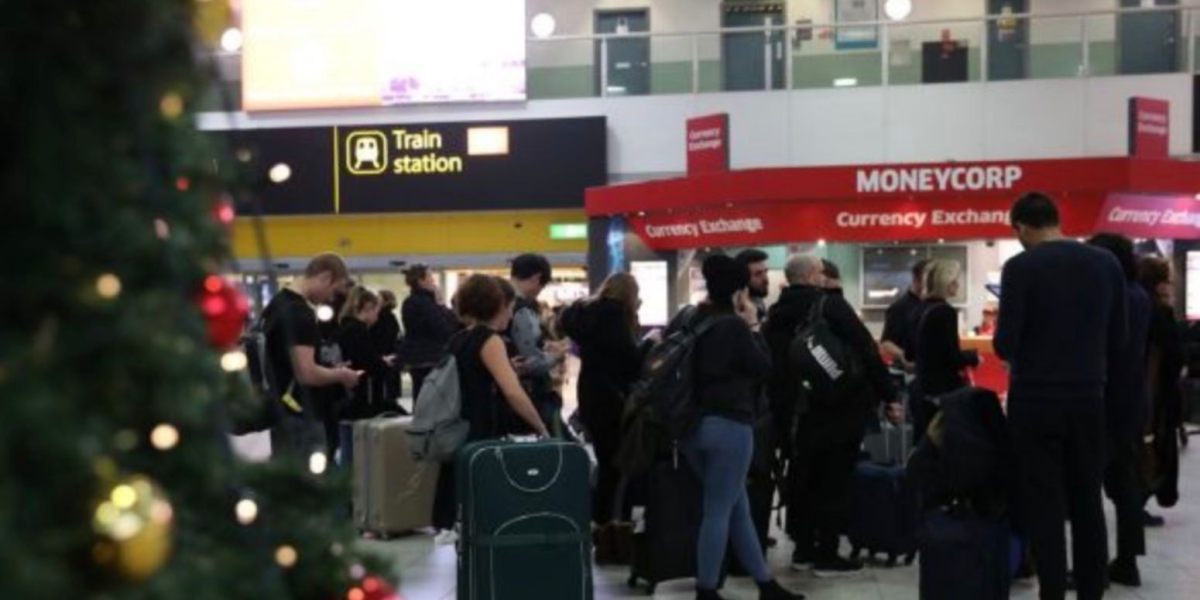 Two people arrested after 'criminal use of drones' at Gatwick Airport